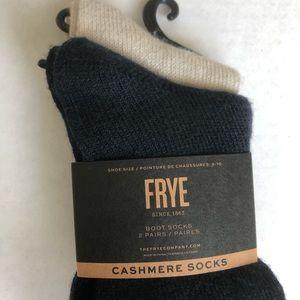 Frye Accessories - Frye | Women's Cashmere Boot Socks